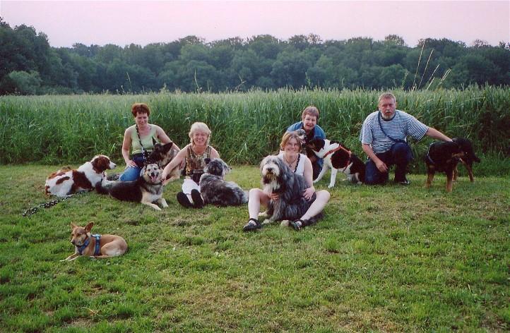 Partnersuche für menschen mit hund